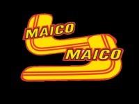 Maico 75-76-77 petrol tank graphics gas tank decals
