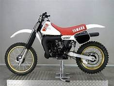 1982-UP YZ 125 250 490