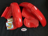 Honda Fender kit Red 1976-77-78 125
