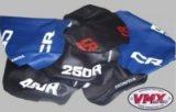 Seat Cover 1983 CR250-480 blue