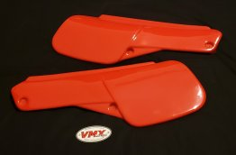 Side Panel Set 1983 Maico 490 Red