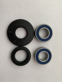 F wheel brg kit cr125/250/500