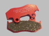 Front Brake Pad set for 1984-86 CR