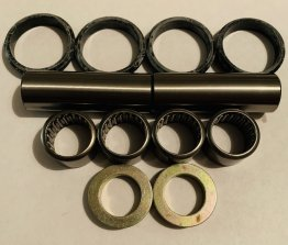 Swingarm bearing kit  85-88